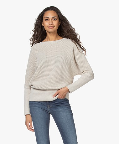 Sibin/Linnebjerg Joy Merino Blend Sweater - Kit