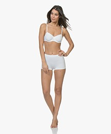 HANRO Touch Feeling High-rise Short - Wit