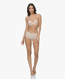 SPANX® Up For Anything Strapless Bra - Champagne Beige