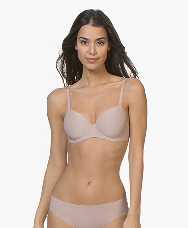 HANRO Smooth Illusion Spacer Bra - Nature