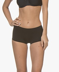 HANRO Touch Feeling Low-rise Shorts - Black