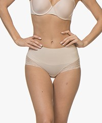 SPANX® Undie-tectable Lace Hi-Hipster - Soft Nude