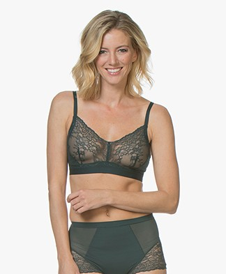 SPANX® Spotlight on Lace Bralette - Malachite