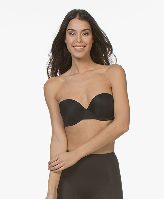 8efe92e64d Home  »  bras  »  underwire bra · Spanx Shapewear. Up For Anything Strapless  ...