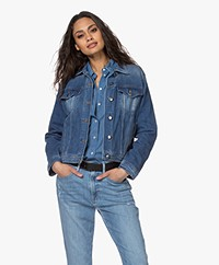 FRAME Le Vintage Denim Jack - Waltham Way