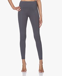 Filippa K Soft Sport High Seamless Legging - Metal
