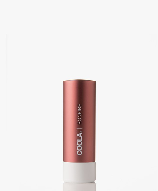 COOLA Mineral Liplux Organic Tinted SPF 30 Lip Balm - Bonfire