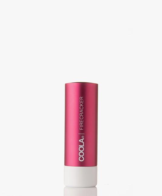 COOLA Mineral Liplux Organic Tinted SPF 30 Lip Balm - Firecracker