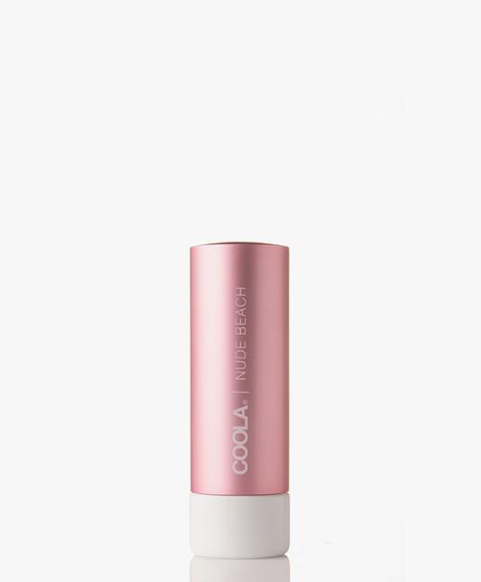 COOLA Mineral Liplux Organic Tinted SPF 30 Lip Balm - Nude Beach