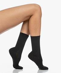 FALKE Family Anklet Socks - Grey