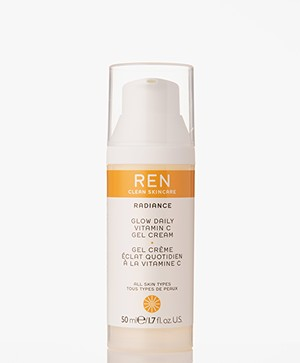 REN Clean Skincare Radiance Glow Daily Vitamin C Gel Cream