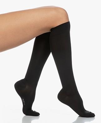 FALKE Cotton Touch Socks - Black