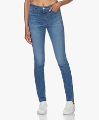Closed Lizzy Super Stretch Denim Skinny Jeans - Blue