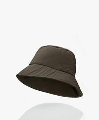 MKT Studio Emmy Padded Bucket Hat - Khaki