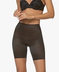 SPANX® Skinny Britches Mid-Thigh Short - Very Black