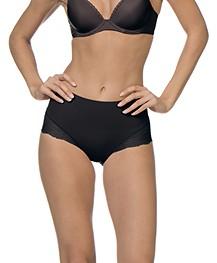 SPANX® Undie-tectable Lace Hi-Hipster - Zwart