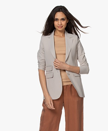 JapanTKY Yuu Tailored Blazer - Sand