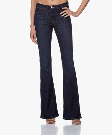 FRAME Le High Flare Jeans - Sutherland
