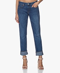 Rag & Bone Dre Low-rise Slim Boyfriend Jeans - Mission City