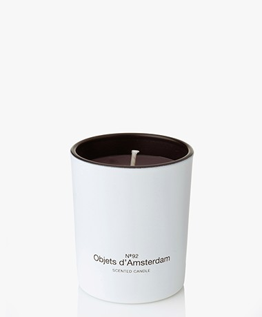 Marie-Stella-Maris Scented Candle Travel Size - No.92 Objets d'Amsterdam