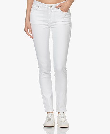 Repeat Skinny Stretch Jeans - Wit