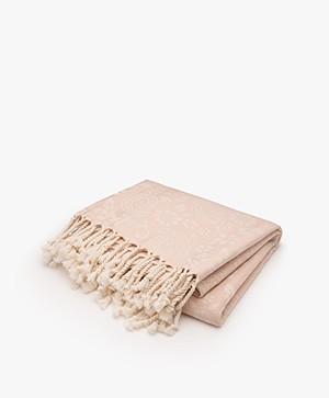 Bon Bini Hammam Towel Lima 180cm x 90cm - Pink