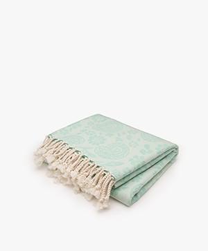 Bon Bini Hammam Towel Lima 180cm x 90cm - Mint