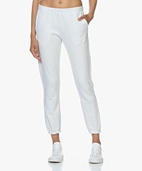 Ragdoll LA Jogger Sweatpants - Optic White