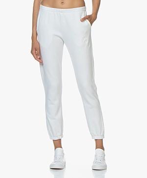 Ragdoll LA Jogger Sweatpants - Optic White