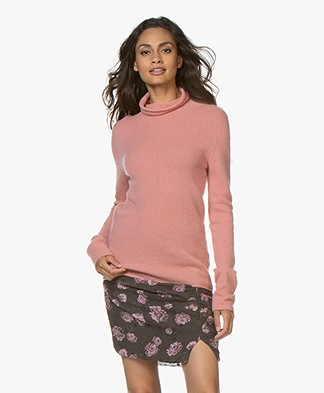 Majestic Filatures Coltrui in Merino en Cashmere - Blush