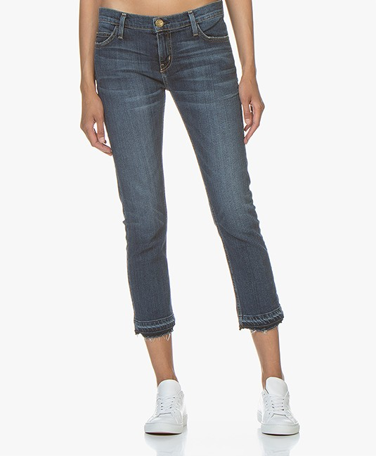 9e97df8b347d9 Current/Elliott The Cropped Straight Jeans - Loved Let Out Hem - 1570-0400  loved w/let out hem