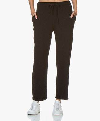 Majestic Filatures Soft Touch Sweatpants - Black