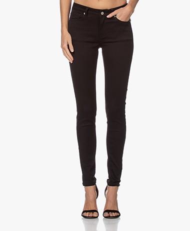 Repeat Skinny Stretch Jeans - Zwart