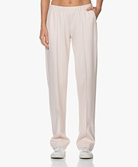 HANRO Pure Comfort Loose-fit  Sweatpants - Pearl Rose