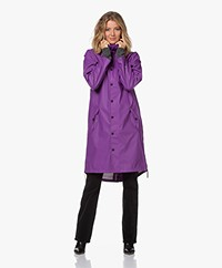 Maium Rainwear 2-in-1 Rain Coat - Amaranth Purple