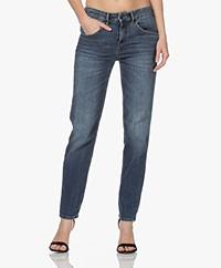 Drykorn Like Girlfriend Jeans - Donkerblauw
