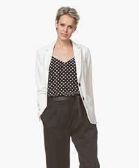 Woman by Earn Odette Tailored Blazer - Off-white