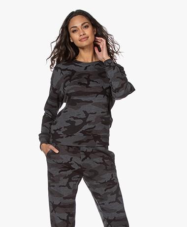 Rails Ramona Camouflage Sweatshirt - Iron