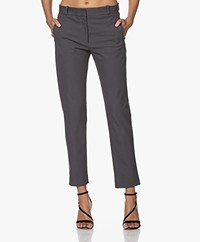 Joseph New Eliston Gabardine Stretch Pants - Capers