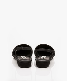 Matt & Nat Cory Slingback Sandalen - Zwart