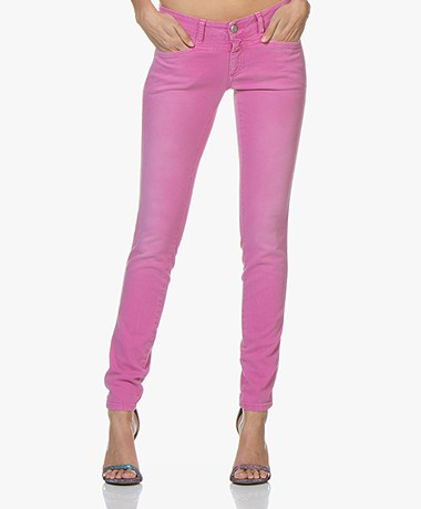 Closed Pedal Star Skinny Jeans - Magenta