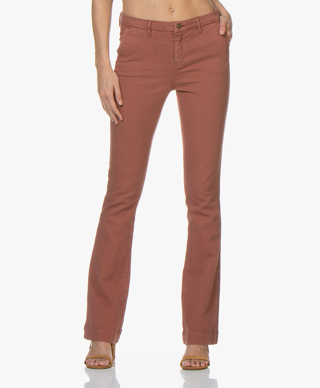 Afbeelding van BY BAR Jeans Copper Leila Flared Stretch