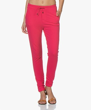 Josephine & Co Coco French Terry Sweatpants - Fuchsia