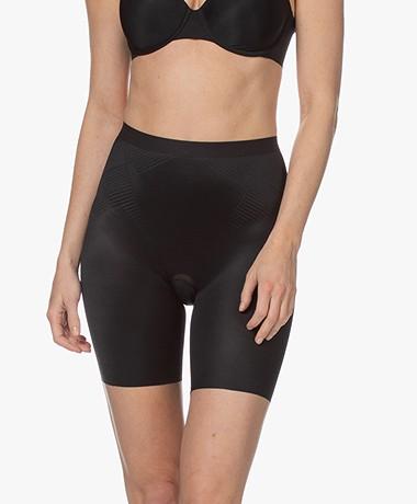 SPANX® Thinstincts 2.0 Mid-Thigh Short - Very Black