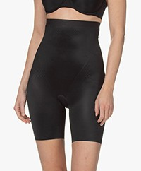 SPANX®  Thinstincts 2.0 Mid-Thigh Shorts - Very Black
