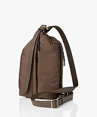Rag & Bone Revival Sling Recycled Bag - Tundra Brown