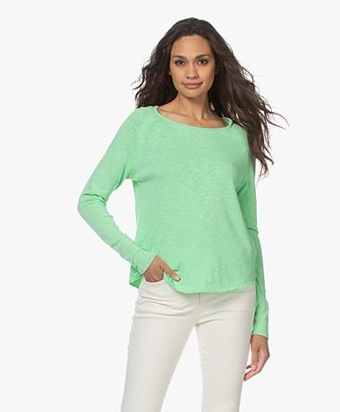 American Vintage Sonoma Slub Sweatshirt - Vintage Chrysalis