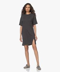 Rag & Bone The Slub Organic Pima Cotton Dress - Black