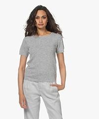 Resort Finest Lido Pullover met Ronde Hals - Grijs