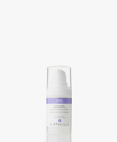 REN Clean Skincare Firm And Lift Eye Cream - Keep Young and Beautiful